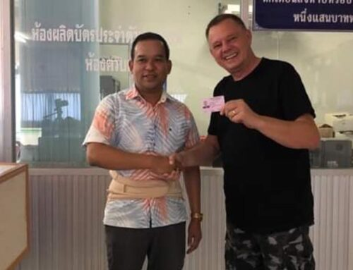 Thai ID for farang
